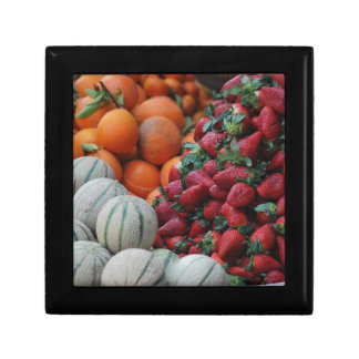 Fruit stand gift box