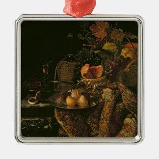 Fruit Still Life Christmas Ornament