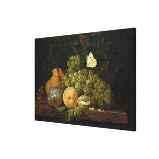 Fruit Study Canvas Print