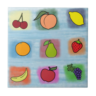 Fruit Surprise Tile