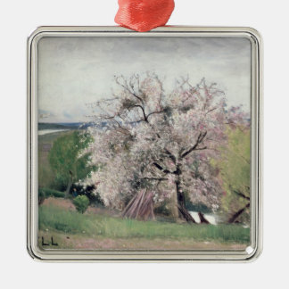 Fruit Tree in Blossom, Bois-le-Roi Christmas Ornament
