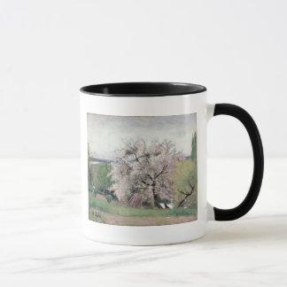 Fruit Tree in Blossom, Bois-le-Roi Mug