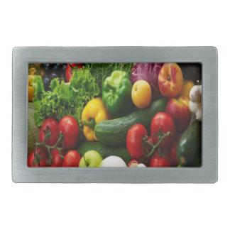 FRUIT & VEGETABLES BELT BUCKLES