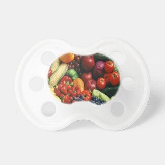 FRUIT VEGETABLES BABY PACIFIER