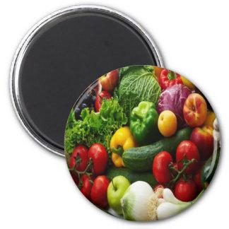 FRUIT & VEGETABLES MAGNET