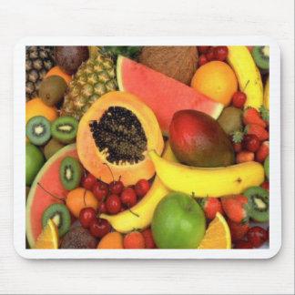 FRUIT VEGETABLES MOUSE MAT