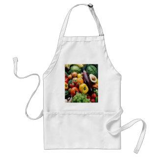 FRUIT & VEGETABLES STANDARD APRON