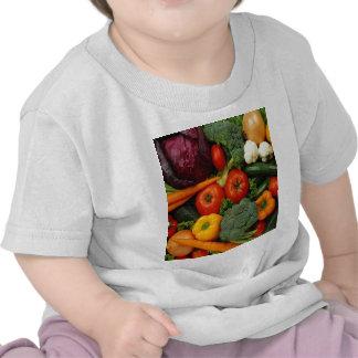 FRUIT VEGETABLES TSHIRT