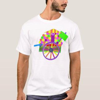 fruit wagon300dpi T-Shirt