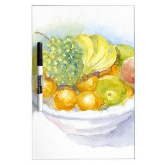Fruitbowl Dry Erase Board