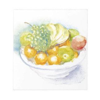 Fruitbowl Notepad