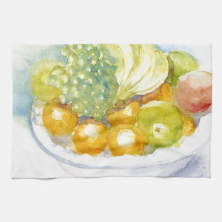 Fruitbowl Tea Towel