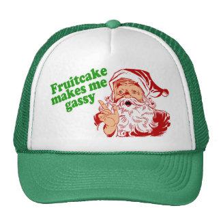 Fruitcake Makes Me Gassy Trucker Hat