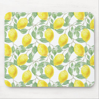 Fruiting Lemon Tree Mouse Mat