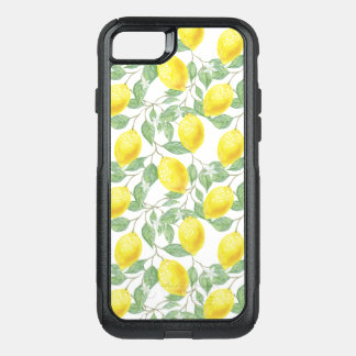 Fruiting Lemon Tree OtterBox Commuter iPhone 8/7 Case