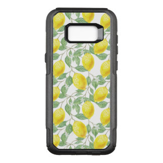 Fruiting Lemon Tree OtterBox Commuter Samsung Galaxy S8+ Case
