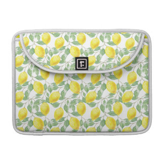 Fruiting Lemon Tree Sleeve For MacBooks