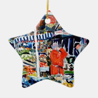 fruitnvegstall christmas ornament