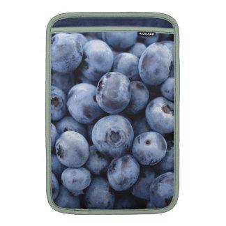 Fruits Blueberries snack fruit berries berry MacBook Sleeves