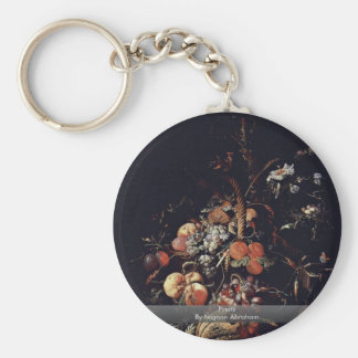 Fruits By Mignon Abraham Keychain