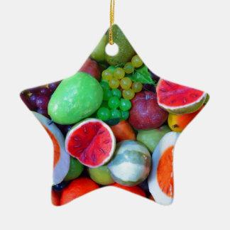 Fruits. Christmas Ornament
