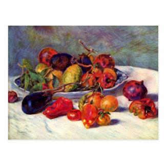 Fruits du Midi Postcard