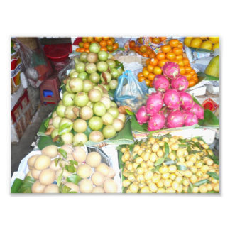 Fruits in the Open Market Art Photo