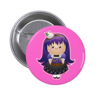 Fruits of the Spirit: Goodness 6 Cm Round Badge