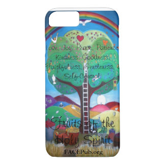 Fruits of the Spirit iPhone 7 case