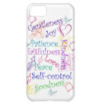 Fruits of the Spirit iPhone Cover