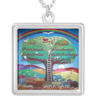 Fruits of the Spirit Necklace