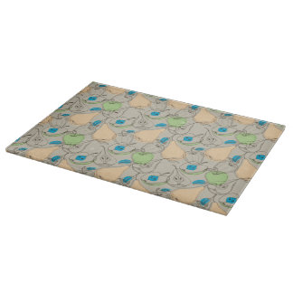 Fruits pattern cutting board