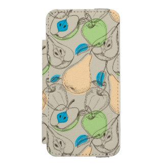 Fruits pattern incipio watson™ iPhone 5 wallet case