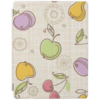 Fruits Pattern iPad Cover