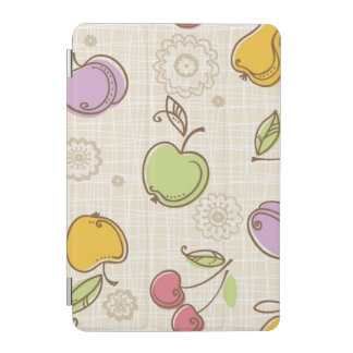 Fruits Pattern iPad Mini Cover