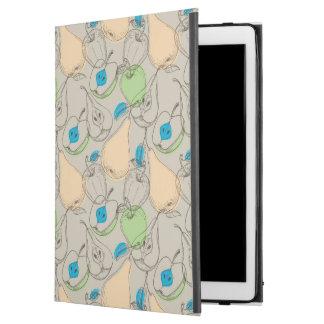 "Fruits pattern iPad pro 12.9"" case"