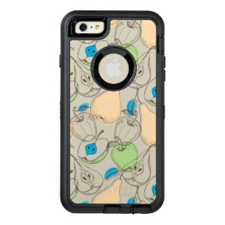 Fruits pattern OtterBox iPhone 6/6s plus case