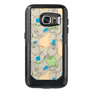 Fruits pattern OtterBox samsung galaxy s7 case