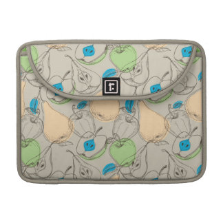 Fruits pattern sleeve for MacBook pro