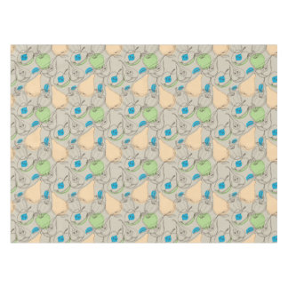 Fruits pattern tablecloth