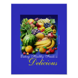 Fruits Posters