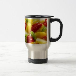Fruits Stainless Steel Travel Mug