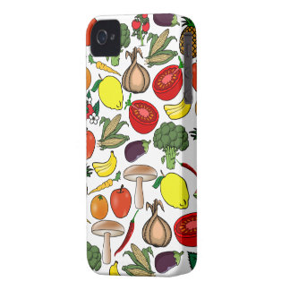 Fruits & Veggies Blackberry Bold case