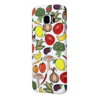 Fruits & Veggies phone cases