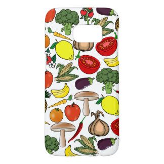 Fruits & Veggies phone cases