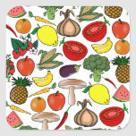 Fruits & Veggies stickers