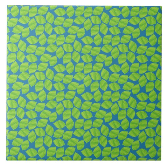 Fruity Green Limes on Blue Background to Customise
