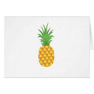 Fruity Pineapple Card