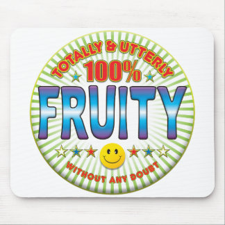 Fruity Totally Mouse Pad