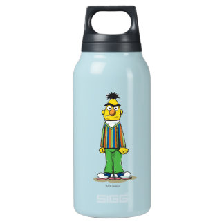 Frustrated Bert Insulated Water Bottle
